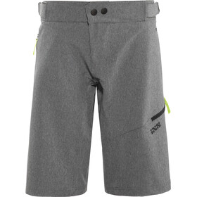 IXS Carve Shorts Dam graphite